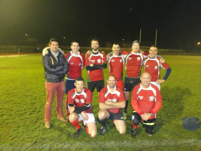 BEER : Equipe Rugby Five de plus de 35 ans