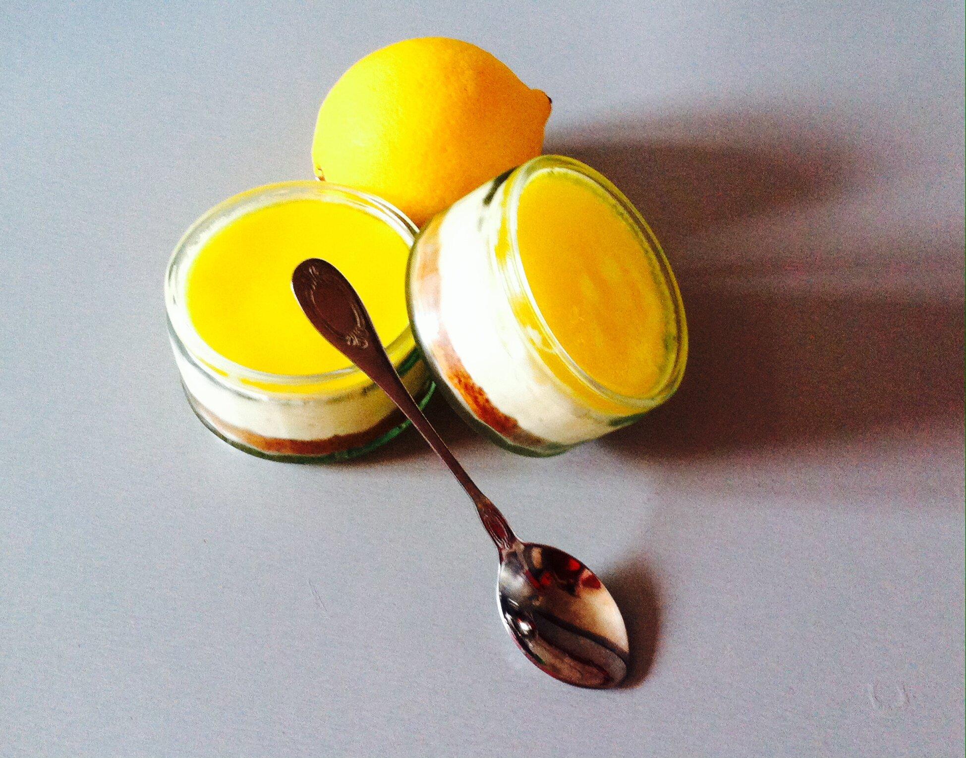 tarte au citron revisité à ma façon