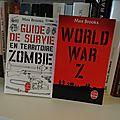 Ça peut pas faire de mal ...(spécial zombies et fin du monde).....