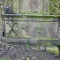 Cimetière de Calton Hill - tombe calviniste