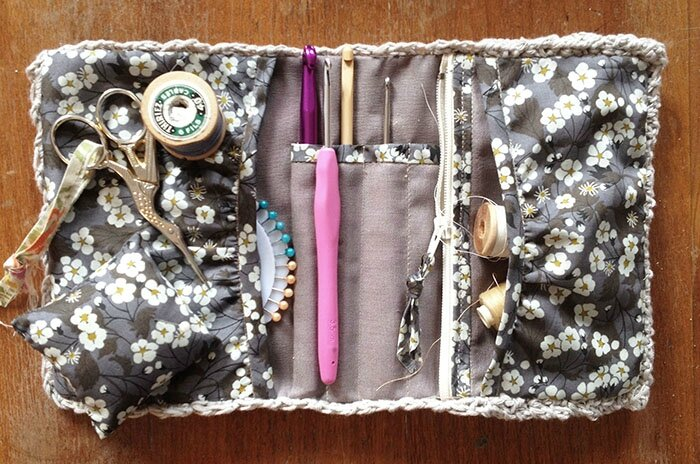 sauvage beige trousse ouv