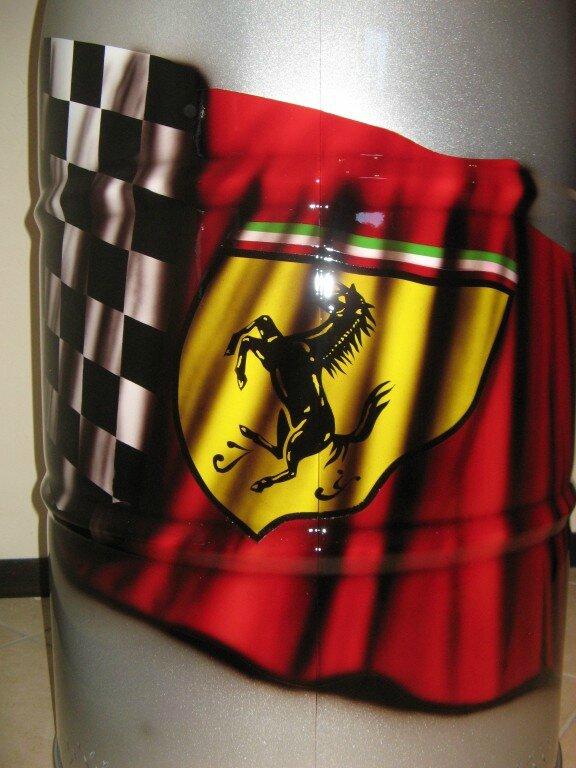 Ferrari .....