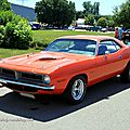 Plymouth barracuda coupé de 1970 (RegioMotoClassica 2011) 01