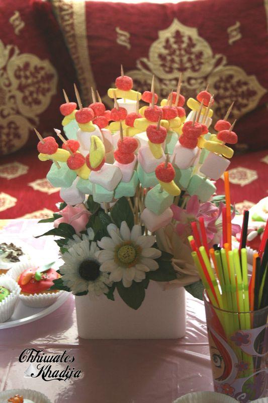 Happy muffins chhiwateskhadija - Idee paquet bonbon pour anniversaire ...