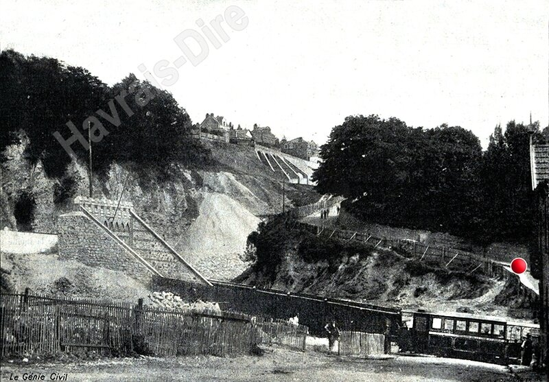 Tunnel Sainte Marie 1895 ALG