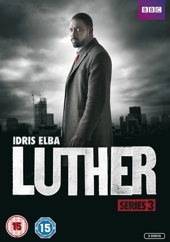 Luther 3 jaquette