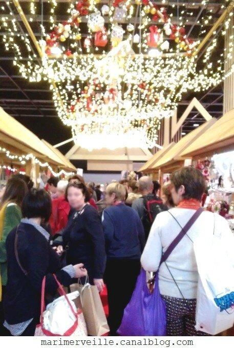 visiteurs salons créations et savoir-faire 2017 - marimerveille