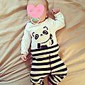 Mon petit panda by h&m