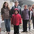 00001 - Lorient Keryado visite le sous-marin Le Flore