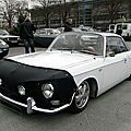 Volkswagen Karmann Ghia type 34 de 1961  1969