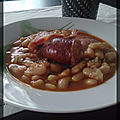Cookeo : cassoulet