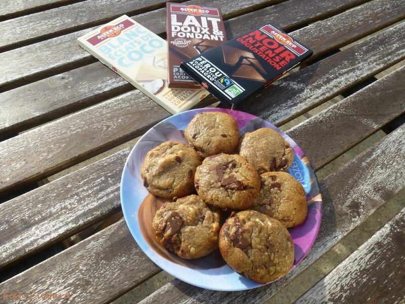 Cookies triple chocolat (20)