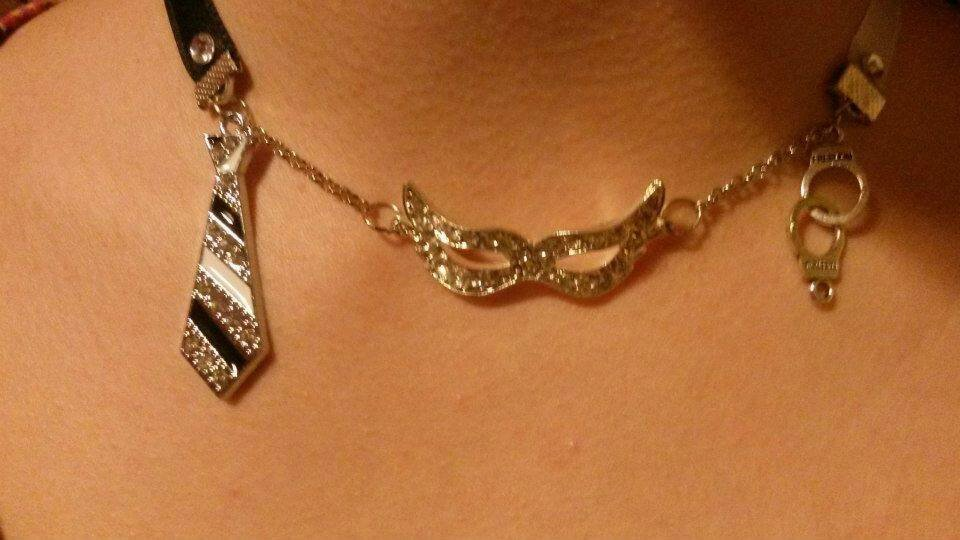 RESULTATS : Gagnez un collier inspiré de Cinquante Nuances de Grey