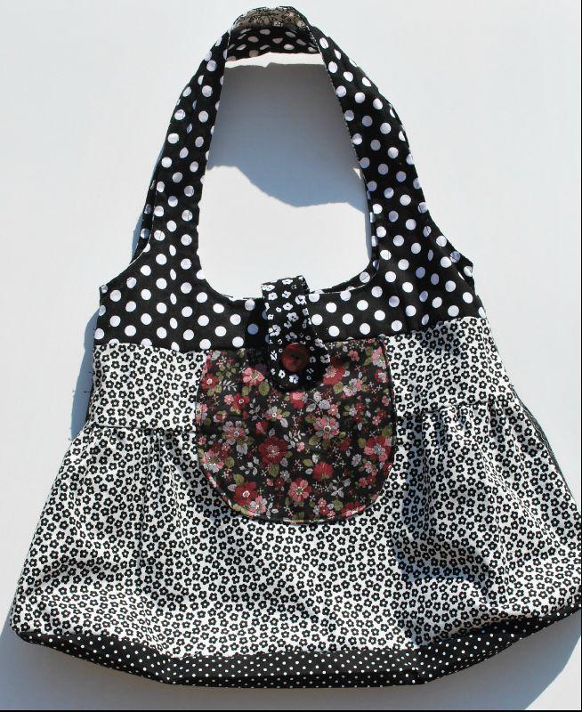 cloth bags patron sac en tissus fait main. Black Bedroom Furniture Sets. Home Design Ideas