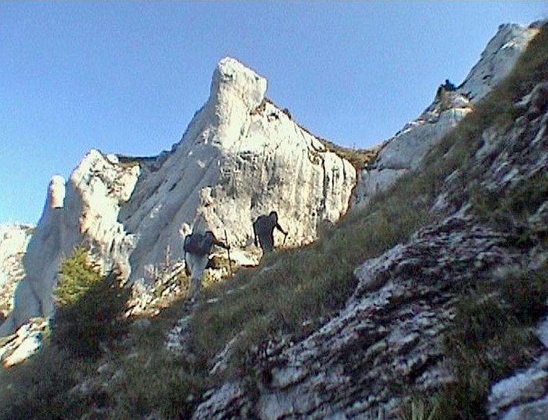 Lance Sud de Malissard 2045 m de Perquelin