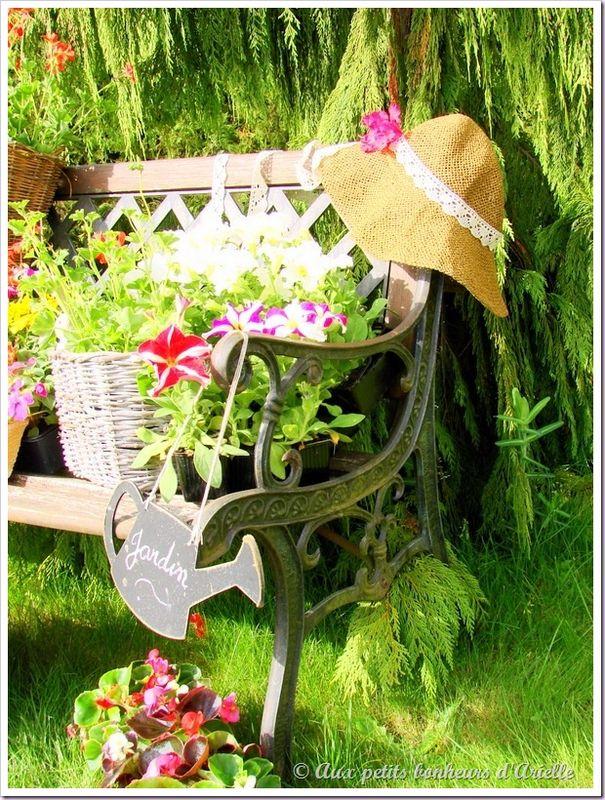 Plantation au jardin (2)