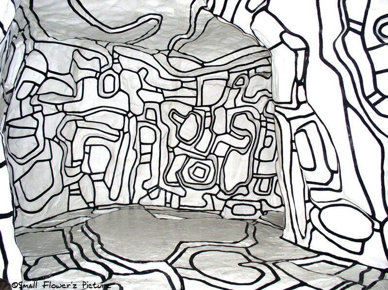 le jardin d 39 hiver jean dubuffet massoa 39 z picture. Black Bedroom Furniture Sets. Home Design Ideas