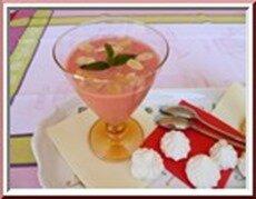 0164s - soupe de fraises