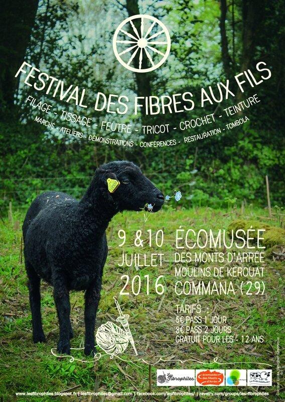 Festival des Fibres 2016