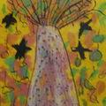 l'arbre d'automne