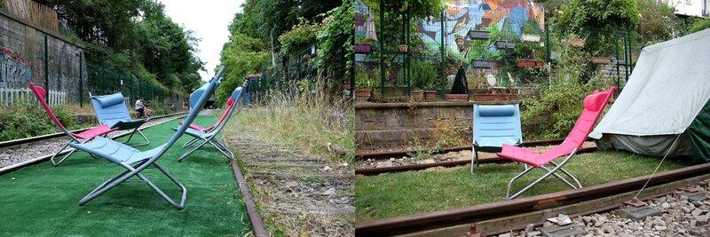 8-Clignancourt danse sur les rails