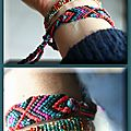 Bracelets colors