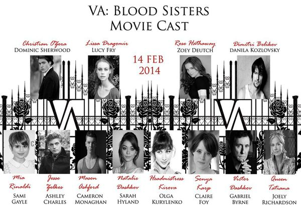 VA Movie Cast