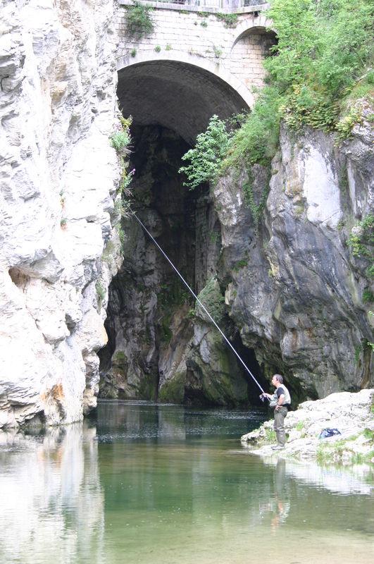 Cascades de Pont en Royan