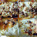 Gratin de chou-fleur pommes de terre et chorizo