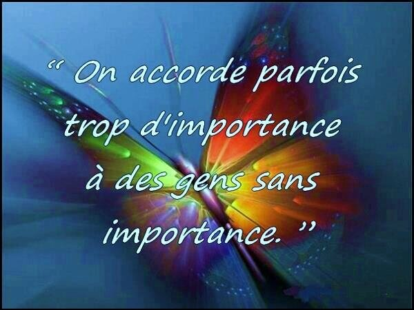 On accorde....