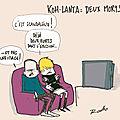 Koh-lanta, deux morts