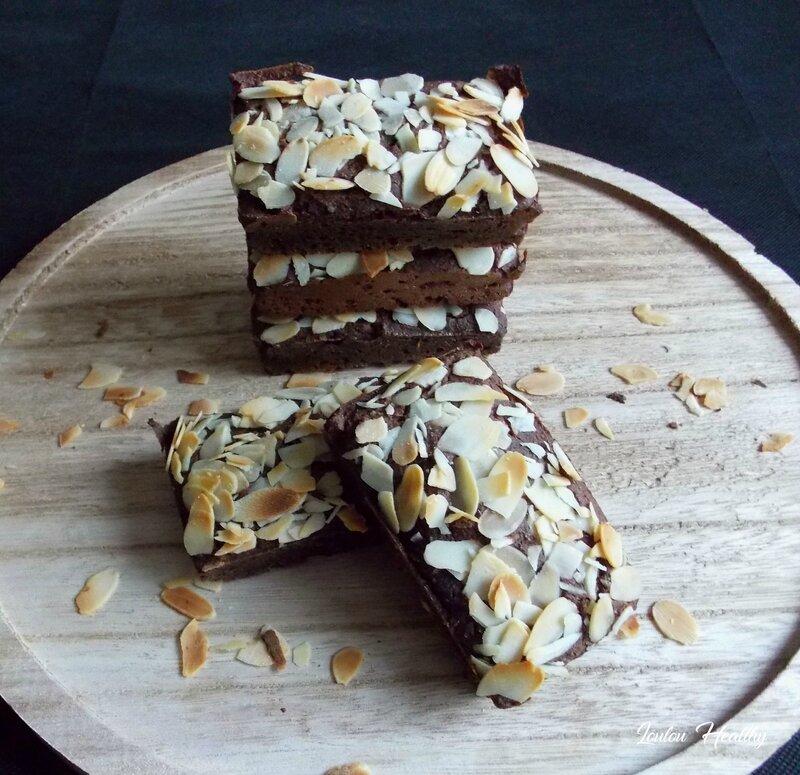 petits cakes au cacao et crème d'amande
