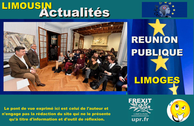 ACT REUNION LIMOGES