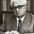 Fernand braudel (1902-1985)