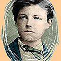 2 juillet 1869-rimbaud écrit