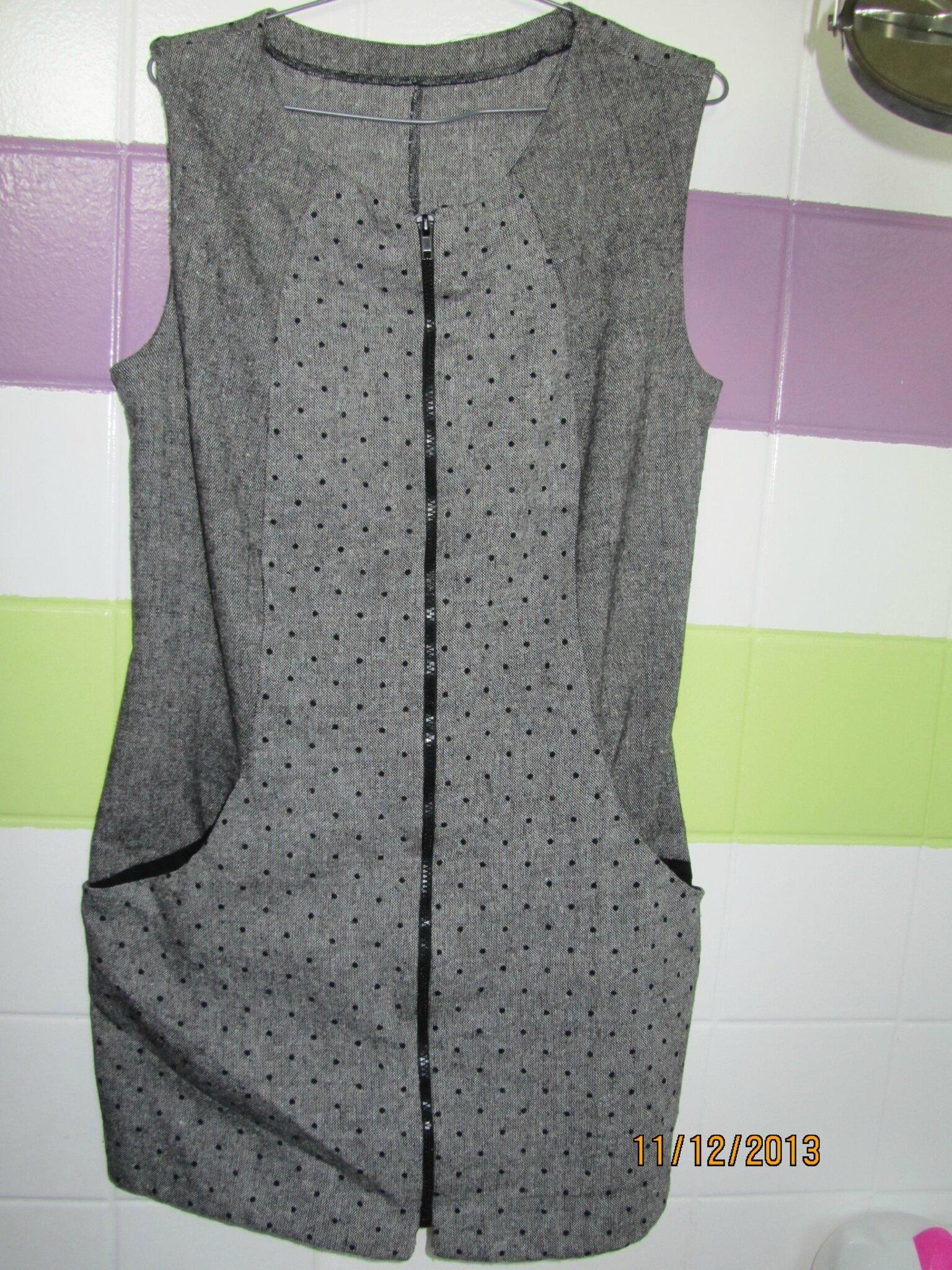 Une robe pour moi!