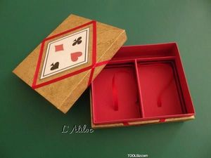 Boite cartes