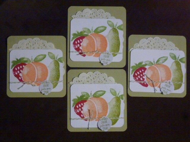 25c Swaps Fresh fruit
