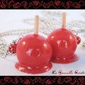 Sautoir Pomme d'amour