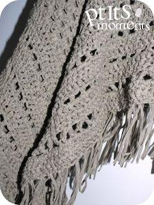 Chèche bidouillechouette #2 - 201108-008 pour Miss Grain de Sel