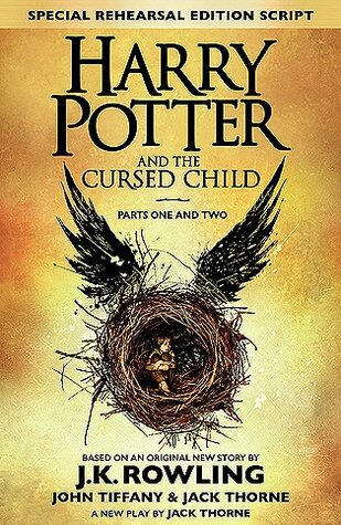 Harry Potter et l'enfant maudit special rehearsal edition script JK Rowling John Tiffany Jack Thorne West End Londres
