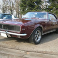 Chevrolet camaro 327 01