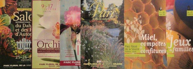 50 ans d'histoire du Parc Floral