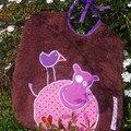 bavoir hippo blog