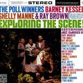 Barney Kessel Shelly Manne Ray Brown The Poll Winners - 1960 - Exploring the scene (Contemporary)