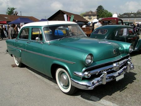 ford customline sedan, 1954, osmt zug 2013 3