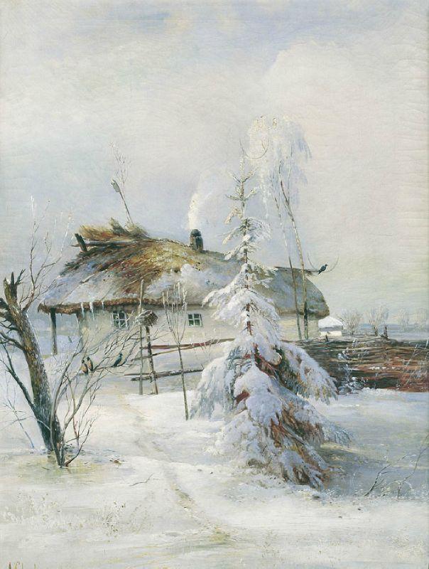 alexey savrasov 1873