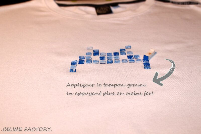 T-shirt Space Invaders 3