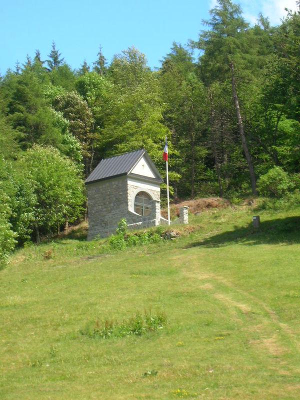 4 - Et voici la chapelle du Sudel