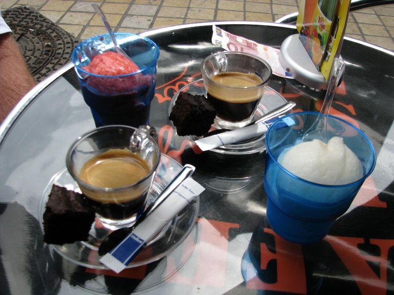 Glaces artisanales et café, Amboise ...